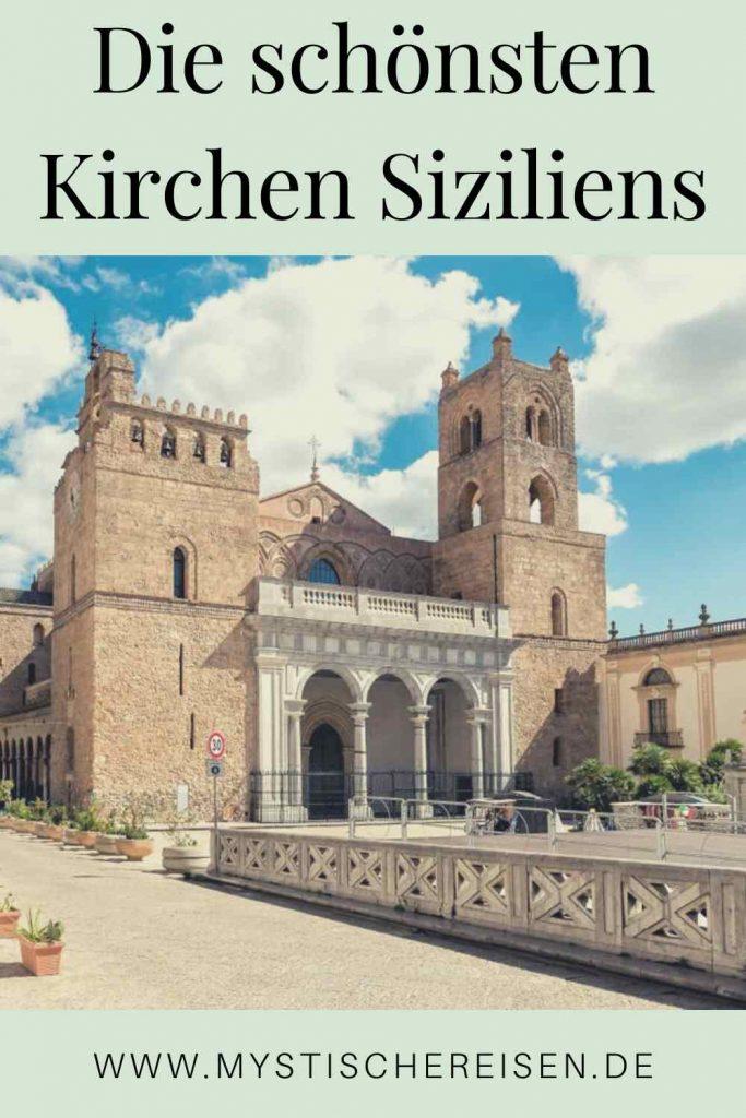 Die schönsten Kirchen Siziliens