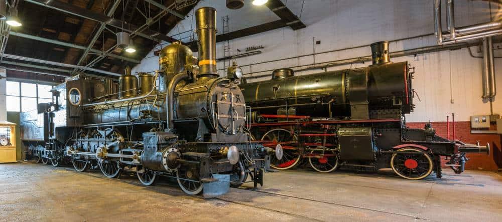 Eisenbahnmuseum Ljubljana Die besten Museen Ljubljanas