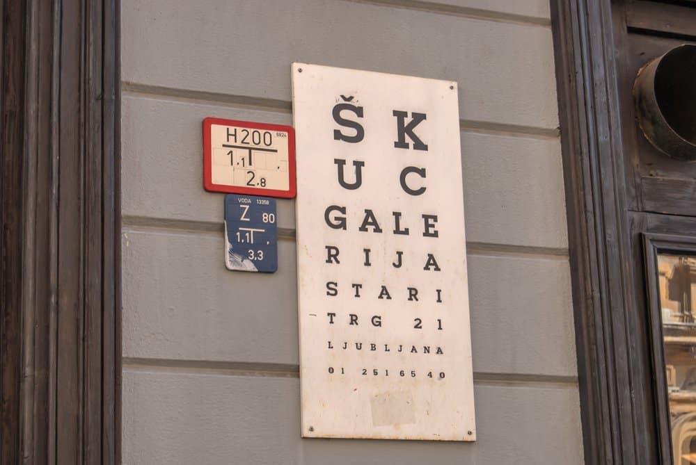 Galerie Škuc Die besten Galerien in Ljubljana
