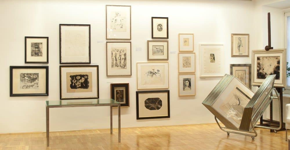 Galerie Visconti Fine Art Die besten Galerien in Ljubljana