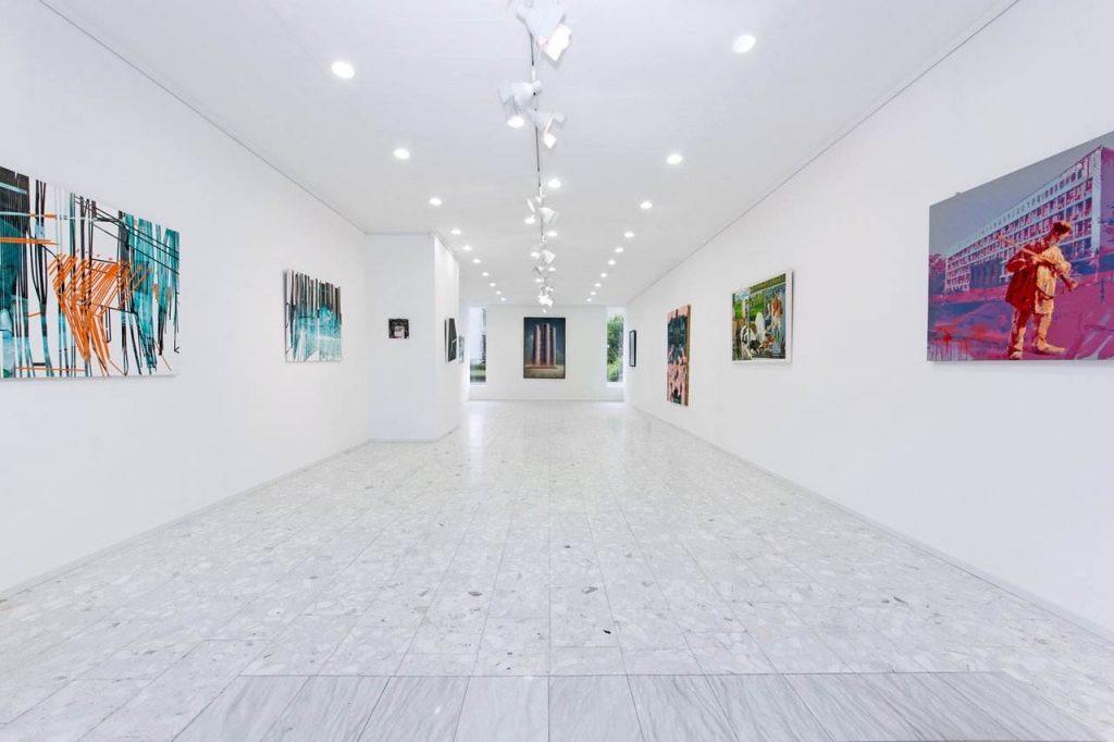 Galerie und das Auktionshaus SLOART Die besten Galerien in Ljubljana