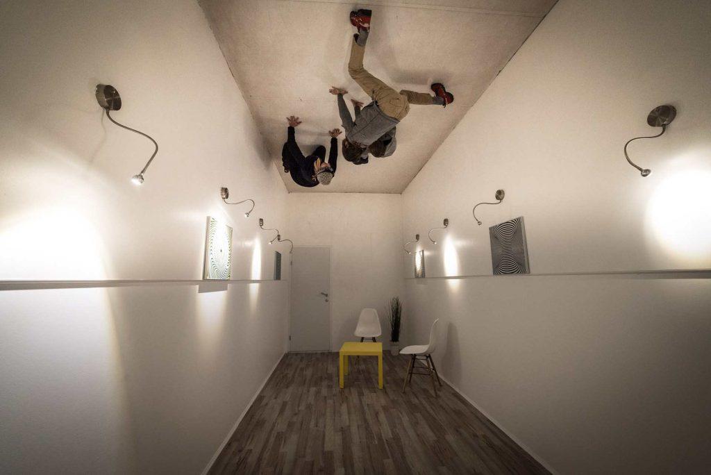 Haus der Illusionen Die besten Museen Ljubljanas