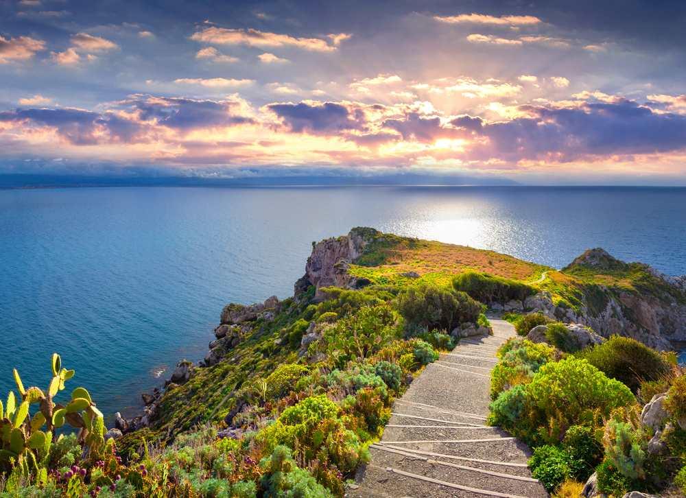 Kap von Milazzo Die besten Wanderungen auf Sizilien
