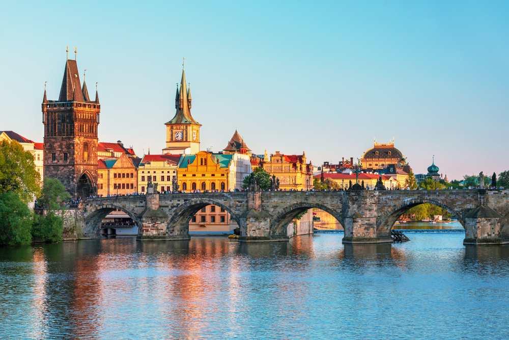 Karlsbrücke, Prag Tschechien Sehenswürdigkeiten - Die 20 besten Attraktionen