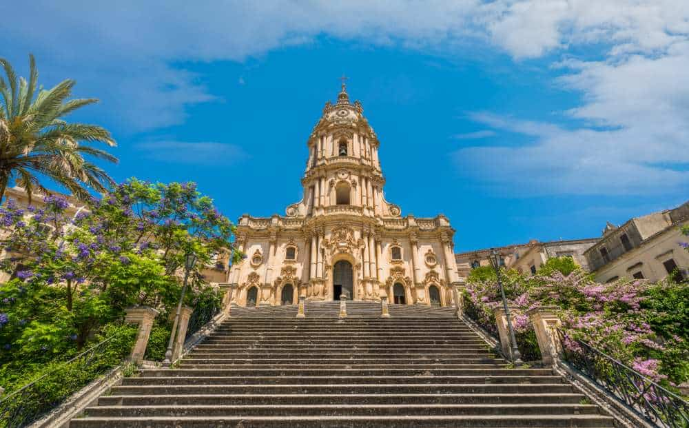 Kathedrale von Modica Die schönsten Kirchen Siziliens
