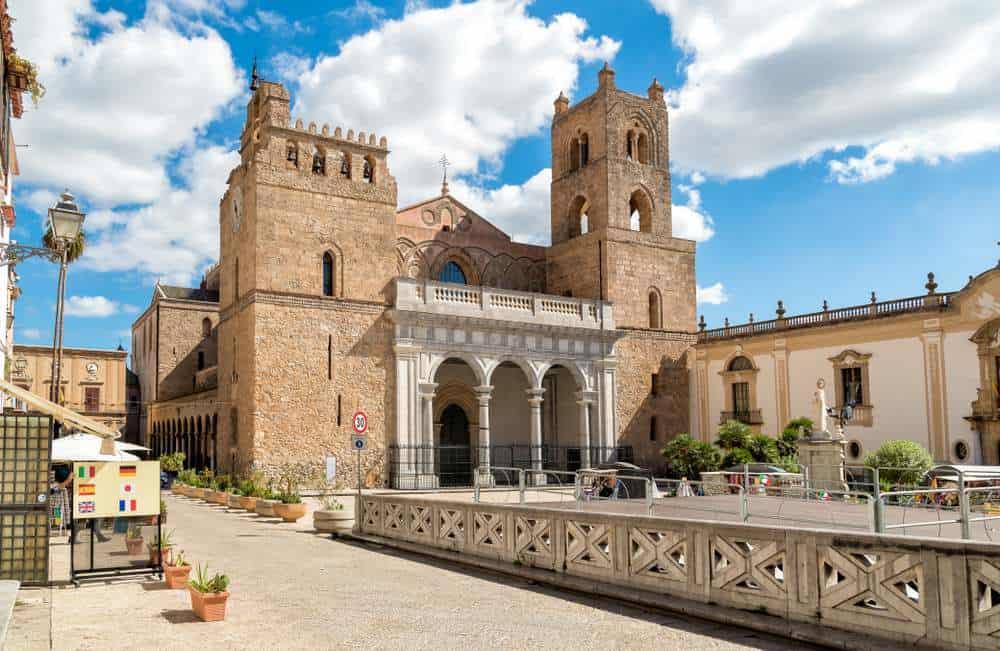 Kathedrale von Monreale Die schönsten Kirchen Siziliens