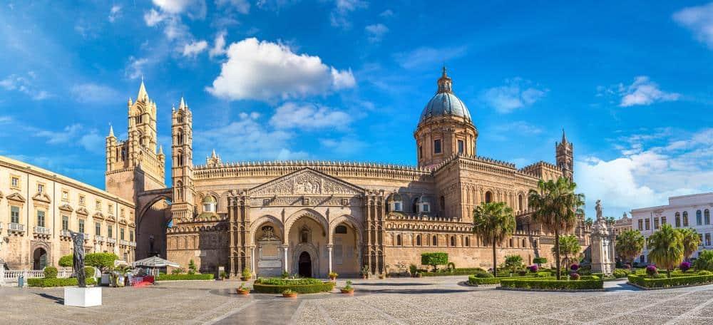 Kathedrale von Palermo Die schönsten Kirchen Siziliens