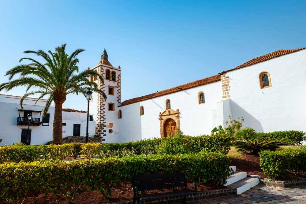 Kirche Santa María de Betancuria Fuerteventura Sehenswürdigkeiten: Die 20 besten Attraktionen