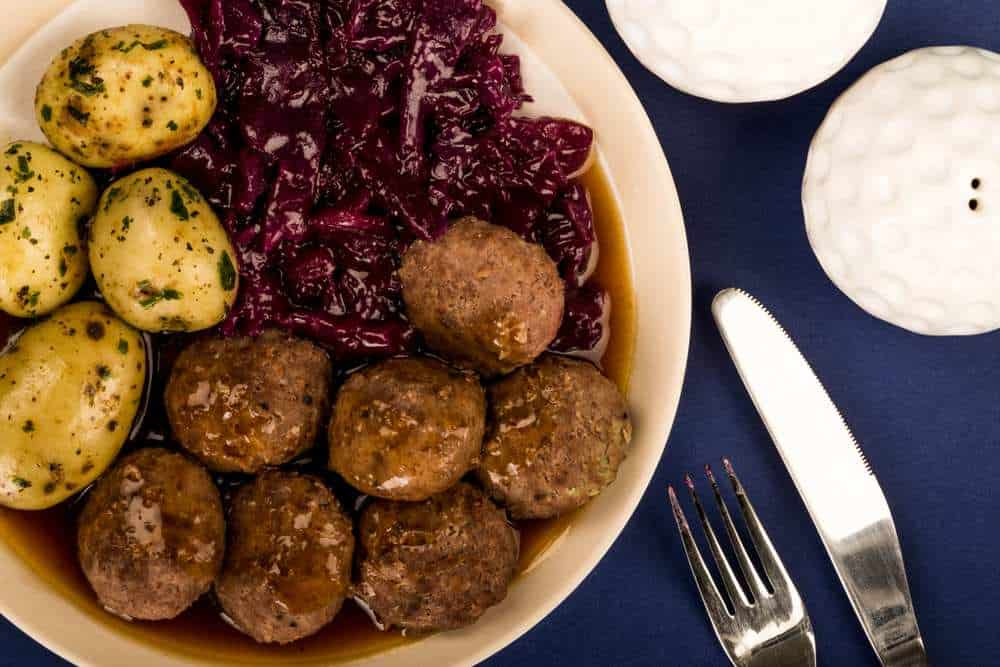 Kjøttkaker Norwegische Spezialitäten: 21 Typisch norwegische Essen, Die Sie Probieren Sollten