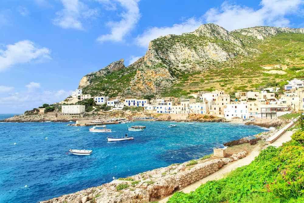 Marettimo Die besten Wanderungen auf Sizilien