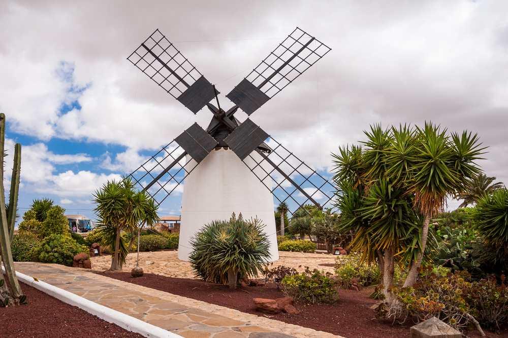 Museumsanlage El Molino de Antigua Fuerteventura Sehenswürdigkeiten: Die 20 besten Attraktionen