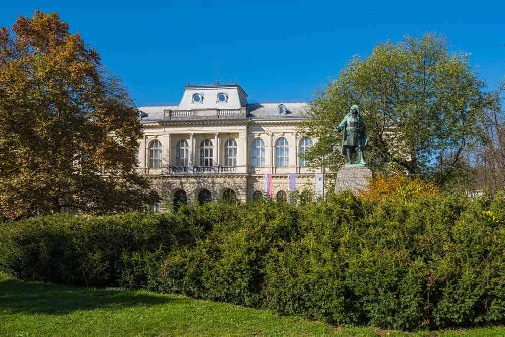 Nationalmuseum von Slowenien Die besten Museen Ljubljanas