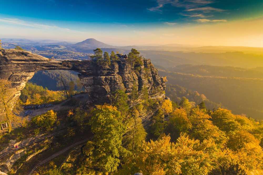 Nationalpark Böhmische Schweiz Tschechien Sehenswürdigkeiten - Die 20 besten Attraktionen