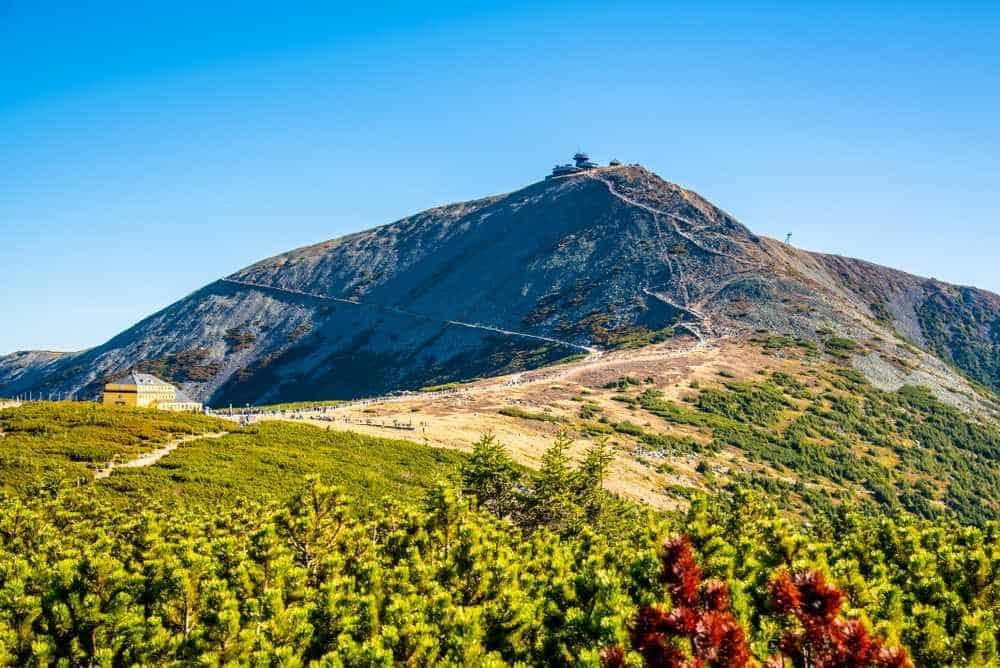 Nationalpark Riesengebirge Tschechien Sehenswürdigkeiten - Die 20 besten Attraktionen