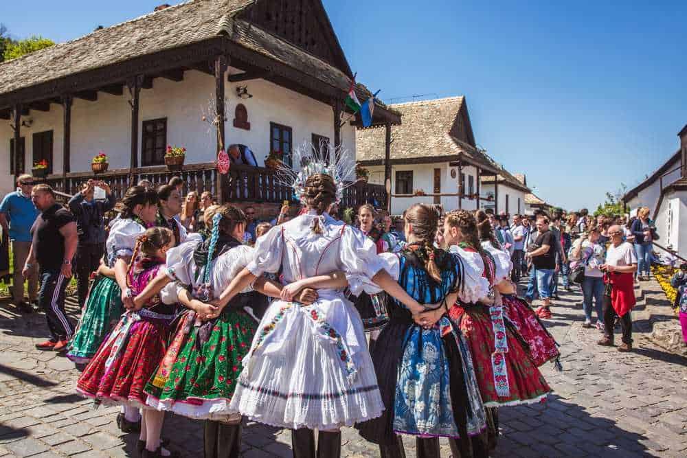 Osterfestival Hollókő 8 Faszinierende Ungarische Volksfeste