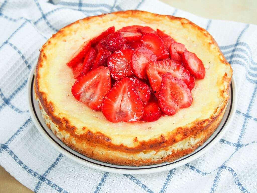 Ostkaka Schwedische Spezialitäten: 20 Typisch schwedische Essen, Die Sie Probieren Sollten