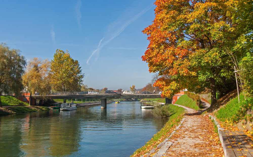 Park Špica Die besten Parks in Ljubljana, Slowenien