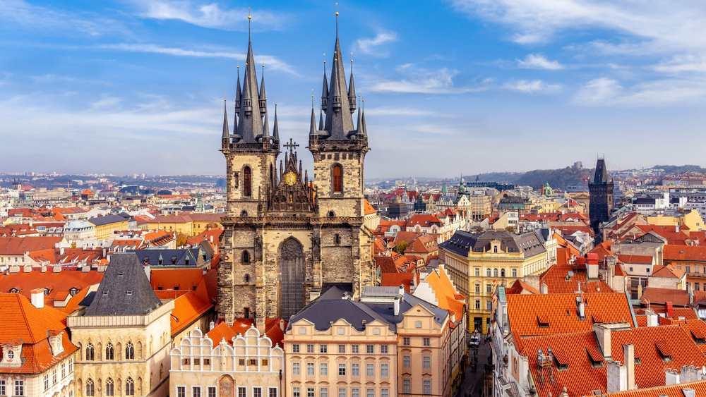 Prager Burg Tschechien Sehenswürdigkeiten - Die 20 besten Attraktionen