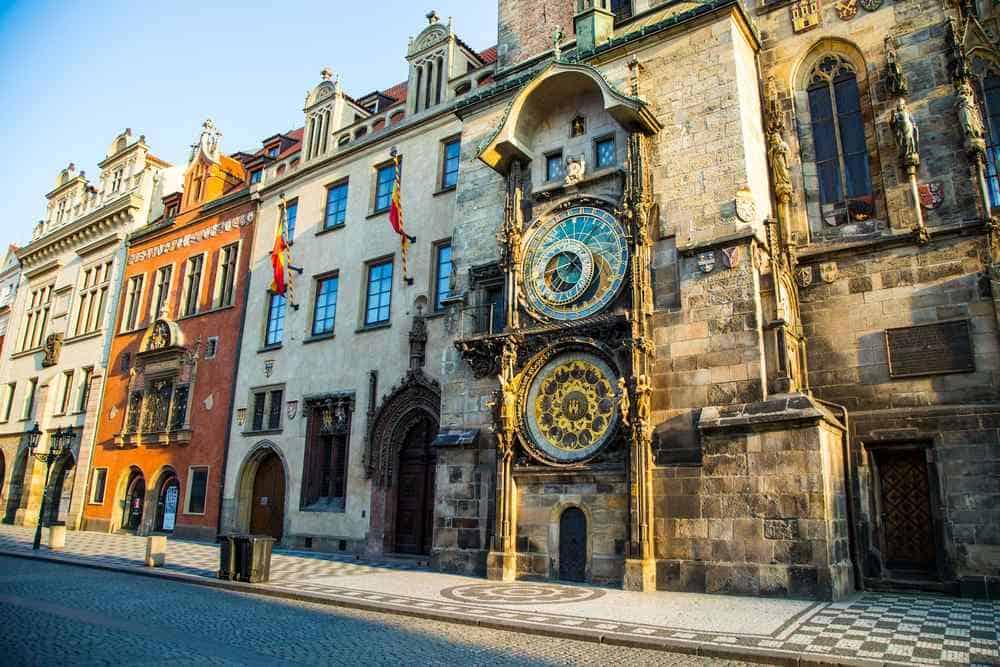 Prager Rathausuhr Tschechien Sehenswürdigkeiten - Die 20 besten Attraktionen