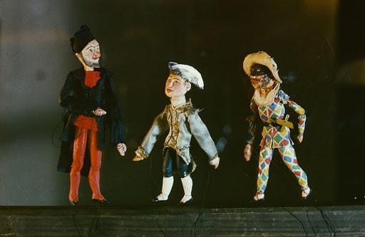 Puppentheatermuseum Die besten Museen Ljubljanas