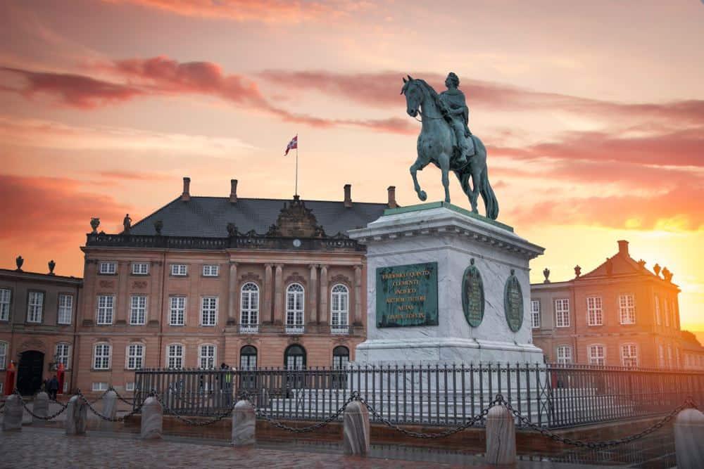 Schloss Amalienborg Dänemark Sehenswürdigkeiten: Die 20 besten Attraktionen