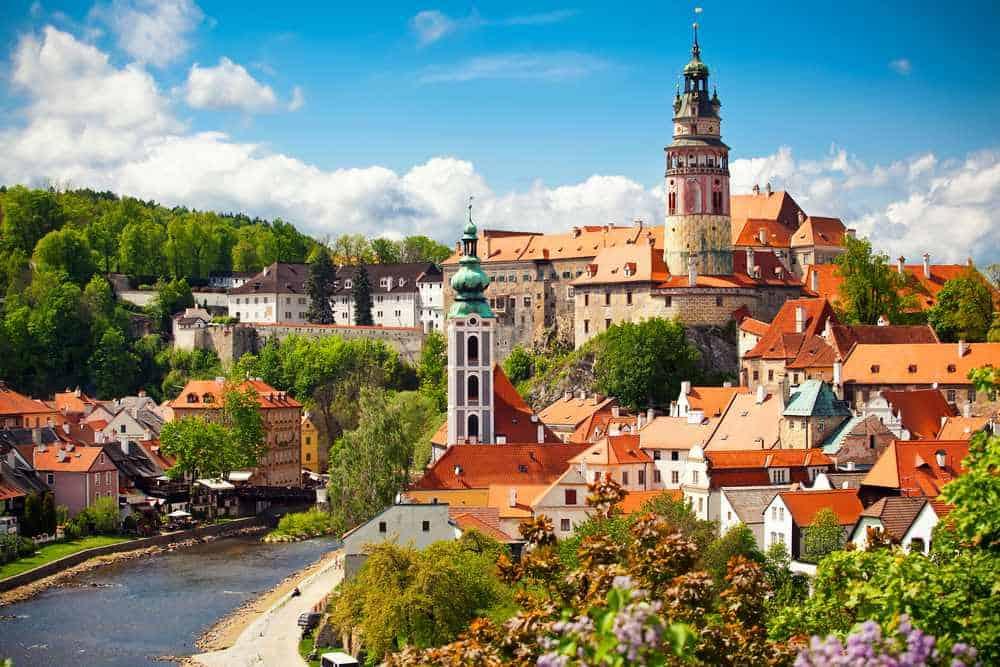 Schloss Český Krumlov Tschechien Sehenswürdigkeiten - Die 20 besten Attraktionen