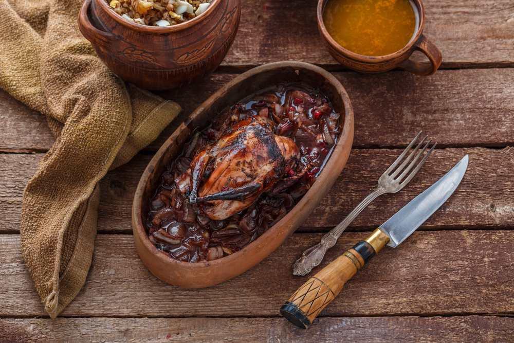 Schottisches Moorschneehuhn Schottisches Essen: 21 Typisch Schottische Spezialitäten und Schottische Gerichte, Die Sie Probieren Sollten
