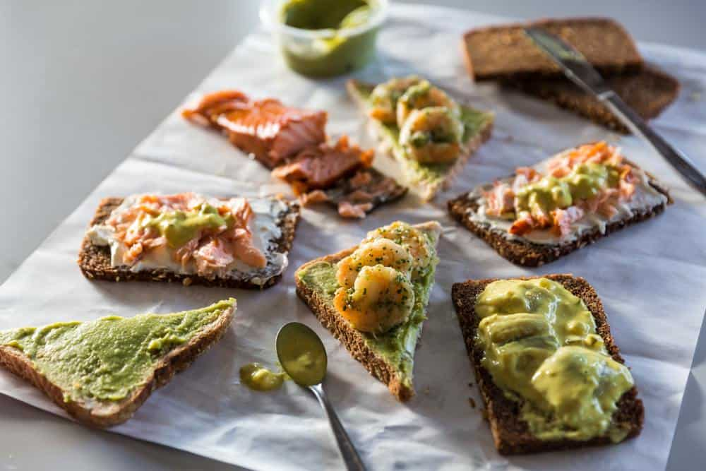 Smørrebrød Dänische Spezialitäten: 22 Typisch dänische Essen, Die Sie Probieren Sollten