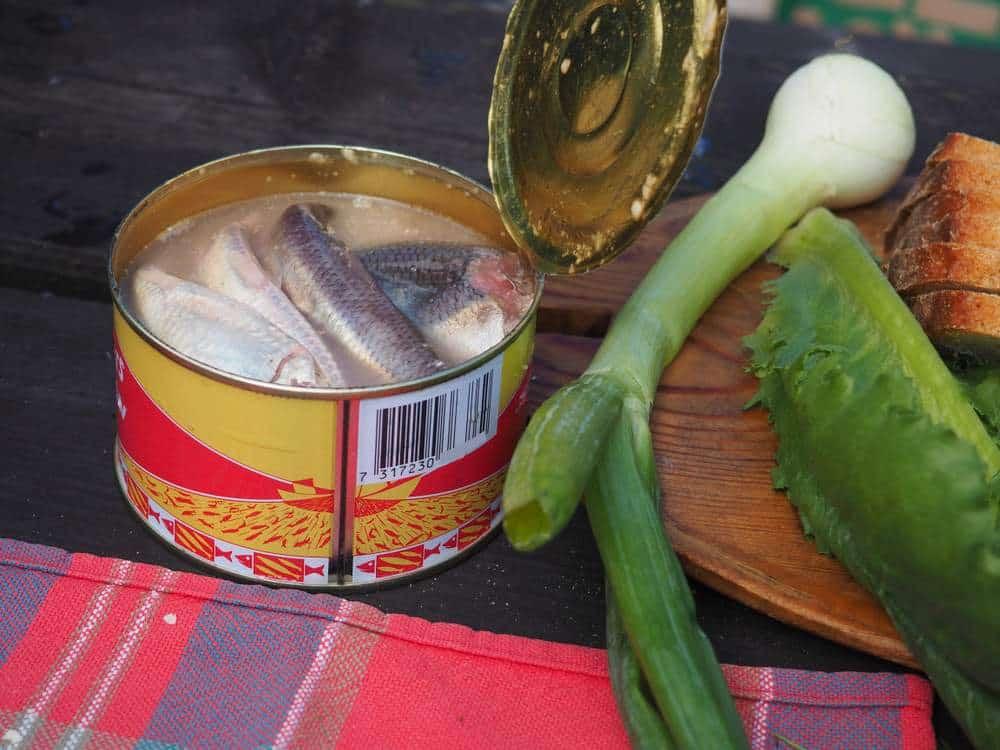 Surströmming Schwedische Spezialitäten: 20 Typisch schwedische Essen, Die Sie Probieren Sollten