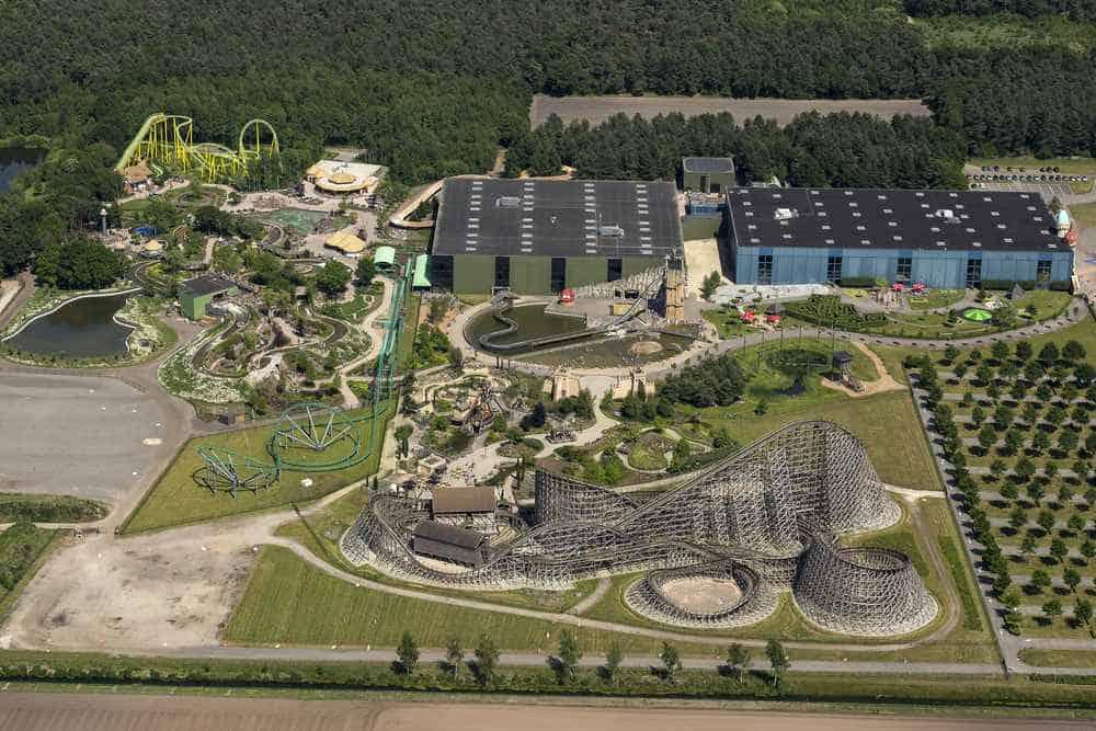 Toverland Sevenum Freizeitparks Holland: 18 abenteuerliche Vergnügungsparks in den Niederlanden