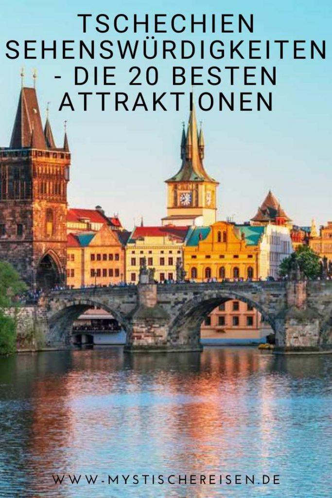 Tschechien Sehenswürdigkeiten - Die 20 besten Attraktionen