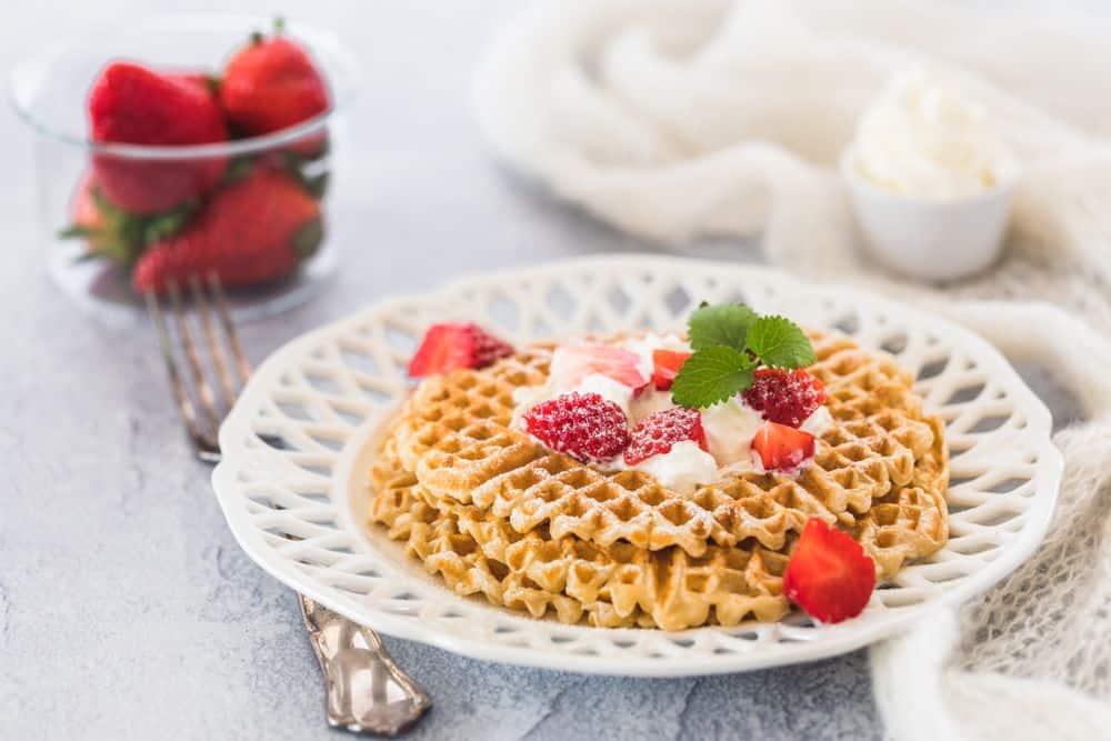 Våfflor Schwedische Spezialitäten: 20 Typisch schwedische Essen, Die Sie Probieren Sollten