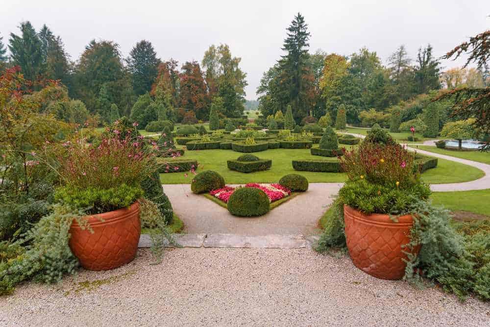 Volčji Potok Arboretum Die besten Parks in Ljubljana, Slowenien