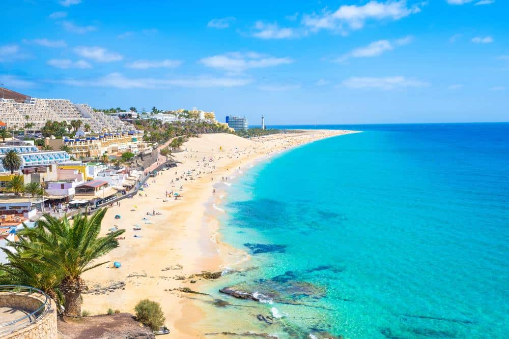 Wanderroute Barranco de Pecenescal ( Morro Jable und  Playa del Matorral) Fuerteventura Sehenswürdigkeiten: Die 20 besten Attraktionen