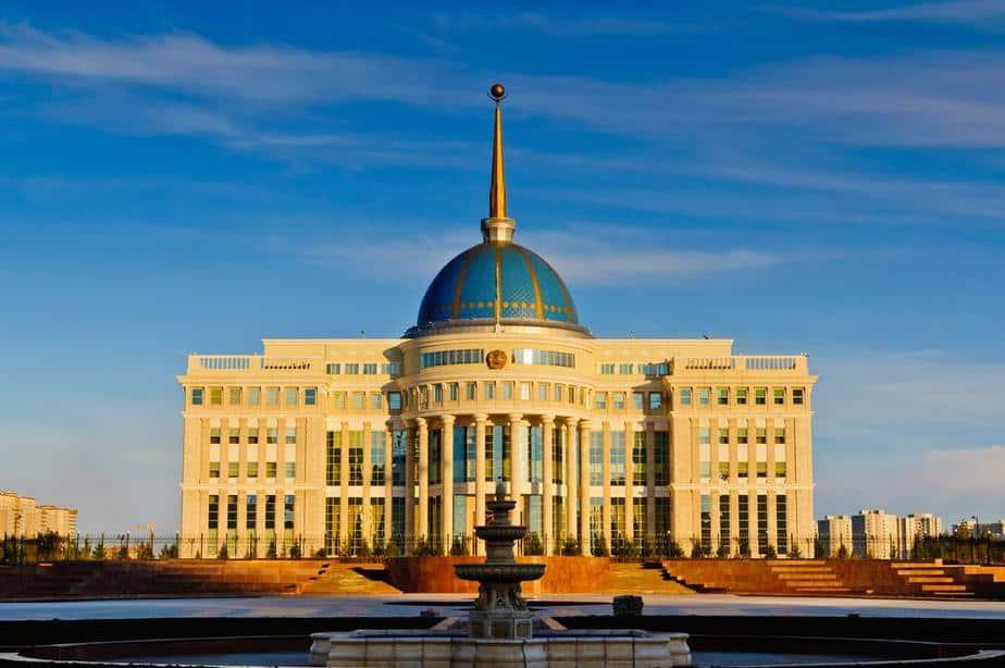 Ak-Orda-Präsidentenpalast Kasachstan Sehenswürdigkeiten - Die 20 besten Attraktionen