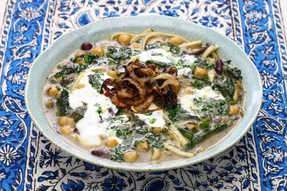 Ash reshteh Iranische Küche: 20 Traditionelle Iranische Essen, Die Sie Probieren Sollten