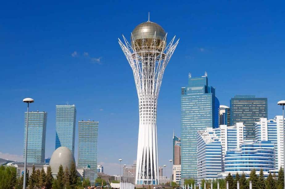 Bajterek-Turm Kasachstan Sehenswürdigkeiten - Die 20 besten Attraktionen
