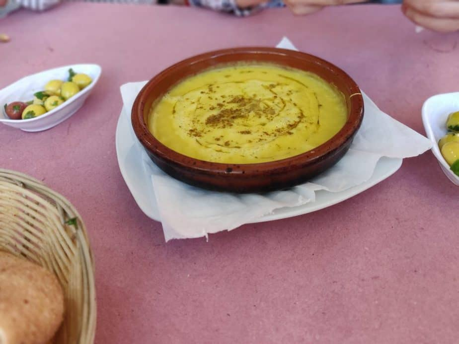Bissara Marokkanische Spezialitäten: 20 typisch Marokkanische Essen, Die Sie Probieren Sollten