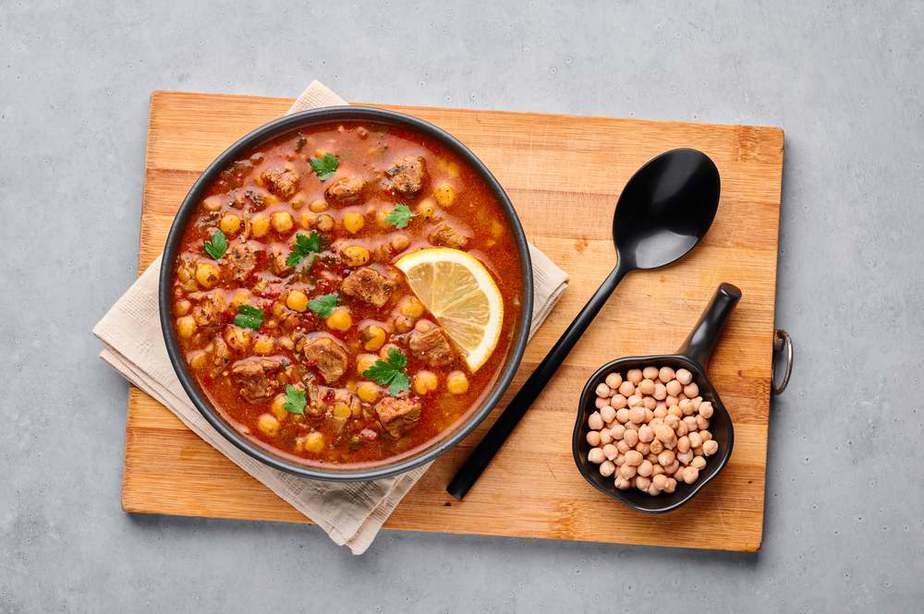Harira Marokkanische Spezialitäten: 20 typisch Marokkanische Essen, Die Sie Probieren Sollten