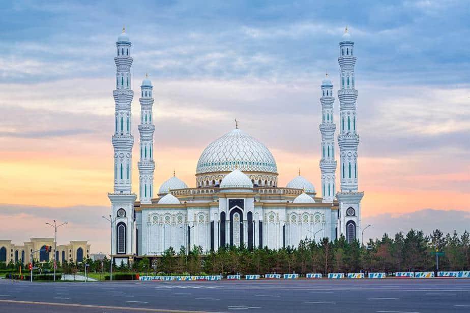 Hazrat Sultan Moschee Kasachstan Sehenswürdigkeiten - Die 20 besten Attraktionen