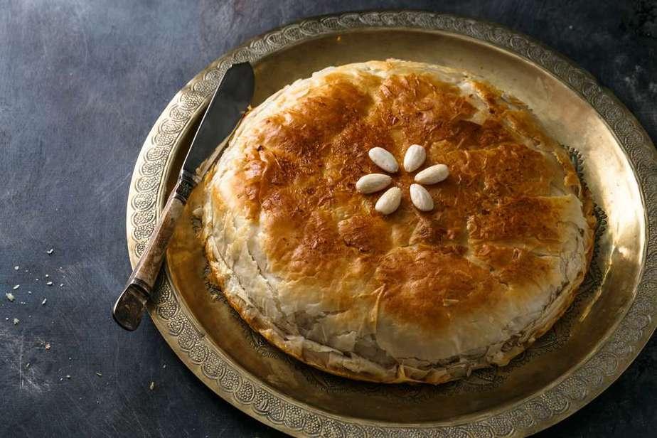 Hühnerbastilla Marokkanische Spezialitäten: 20 typisch Marokkanische Essen, Die Sie Probieren Sollten