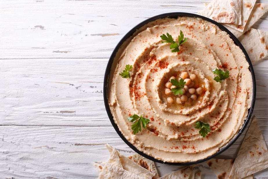 Hummus Arabisches Essen: 20 Arabische Spezialitäten, Die Sie Probieren Sollten