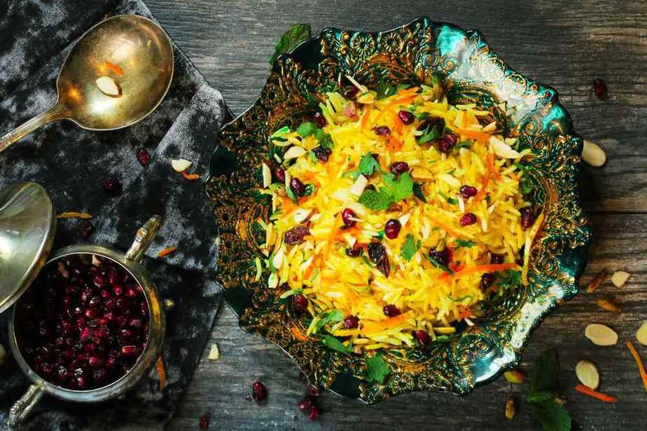 Juwelen-Reis Iranische Küche: 20 Traditionelle Iranische Essen, Die Sie Probieren Sollten