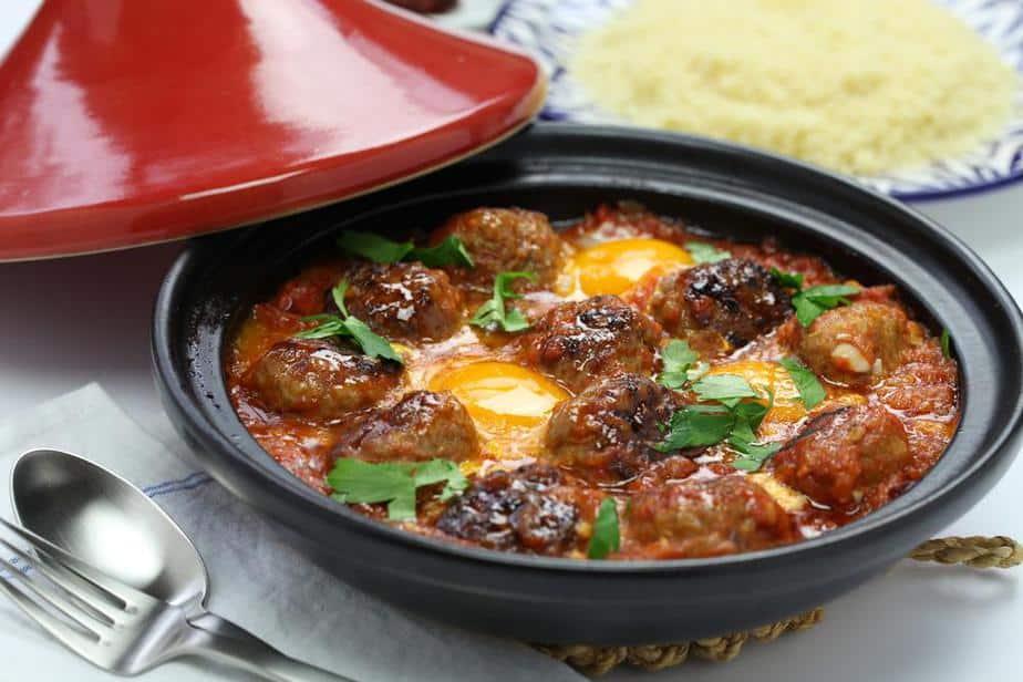 Kefta Tagine Marokkanische Spezialitäten: 20 typisch Marokkanische Essen, Die Sie Probieren Sollten