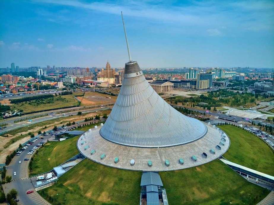 Khan Shatyr Entertainment Center Kasachstan Sehenswürdigkeiten - Die 20 besten Attraktionen