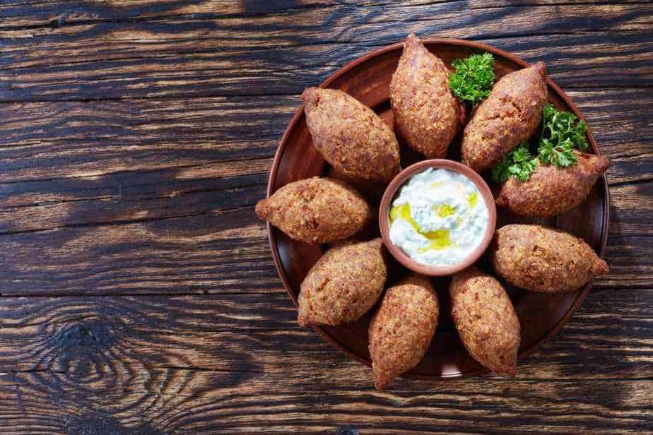Kibbeh Arabisches Essen: 20 Arabische Spezialitäten, Die Sie Probieren Sollten
