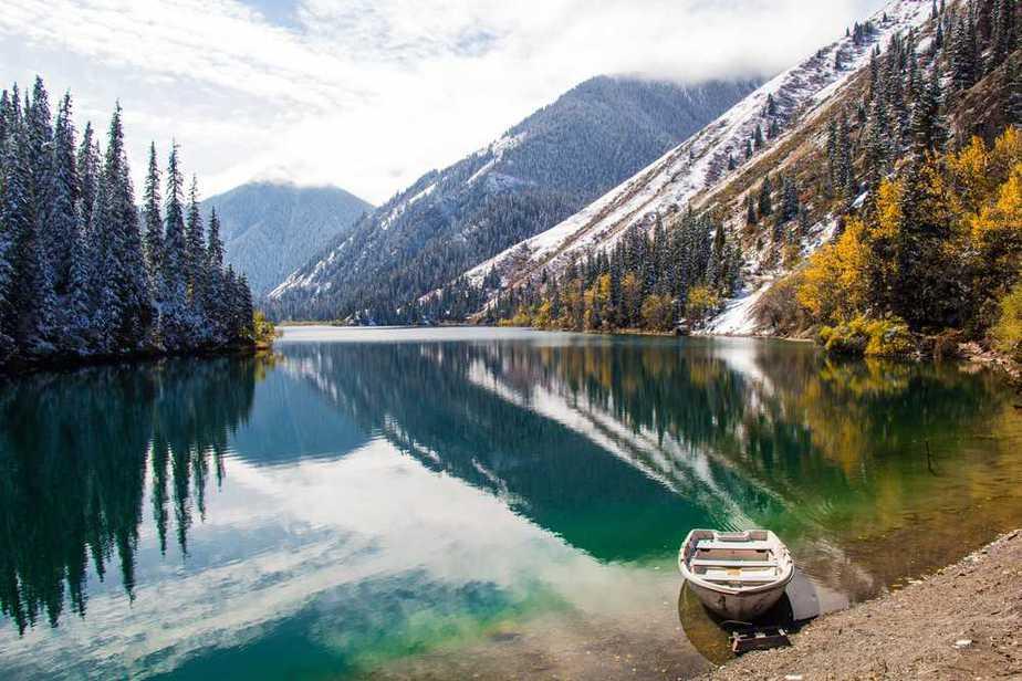 Kolsai-Seen Kasachstan Sehenswürdigkeiten - Die 20 besten Attraktionen