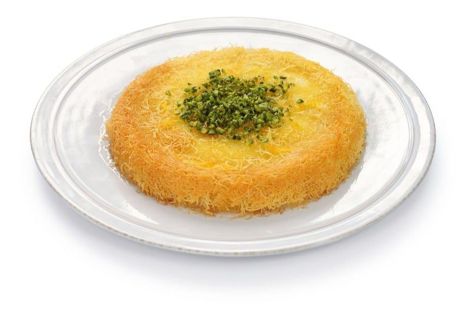 Kunafeh Arabisches Essen: 20 Arabische Spezialitäten, Die Sie Probieren Sollten