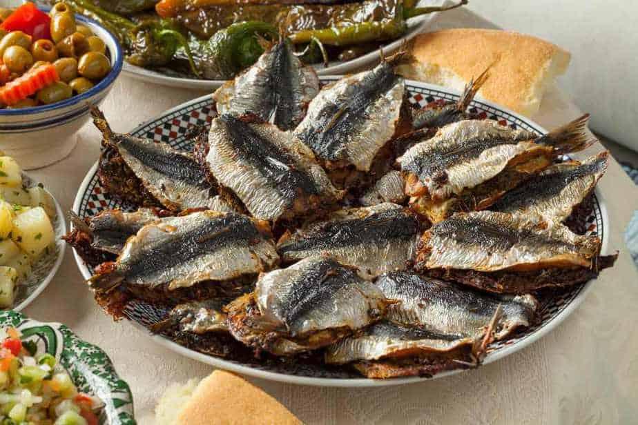 Marokkanische Sardinen Marokkanische Spezialitäten: 20 typisch Marokkanische Essen, Die Sie Probieren Sollten