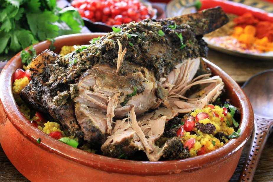 Mechoui Marokkanische Spezialitäten: 20 typisch Marokkanische Essen, Die Sie Probieren Sollten